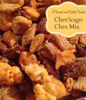 Chex'icago Chex Mix