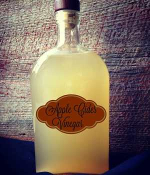 How to Make Raw Apple Cider Vinegar