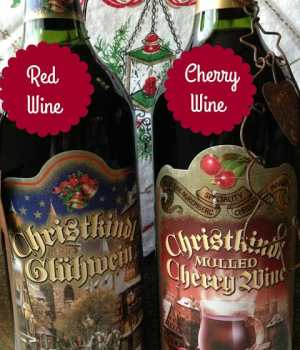 Easy Mulled Wine with Christkindl Wine