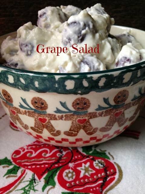 grape salad