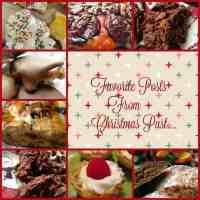 Past Christmas Posts and Saying Thank-You