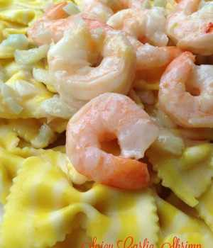 Shrimp in Spicy Garlic Sauce