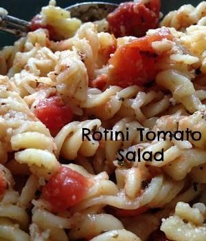 Rotini Tomato Salad
