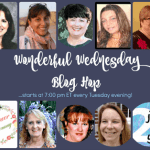 Wonderful Wednesday Blog Hop #234