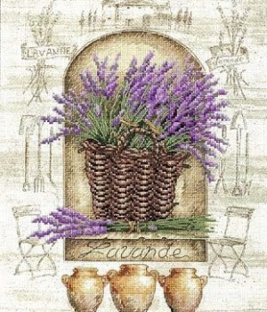 Lavender in the Kitchen