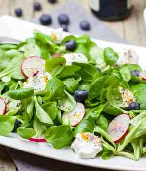 3 Spring Green Salad Recipes
