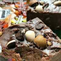 Pecan Pie M & M Candy Fudge