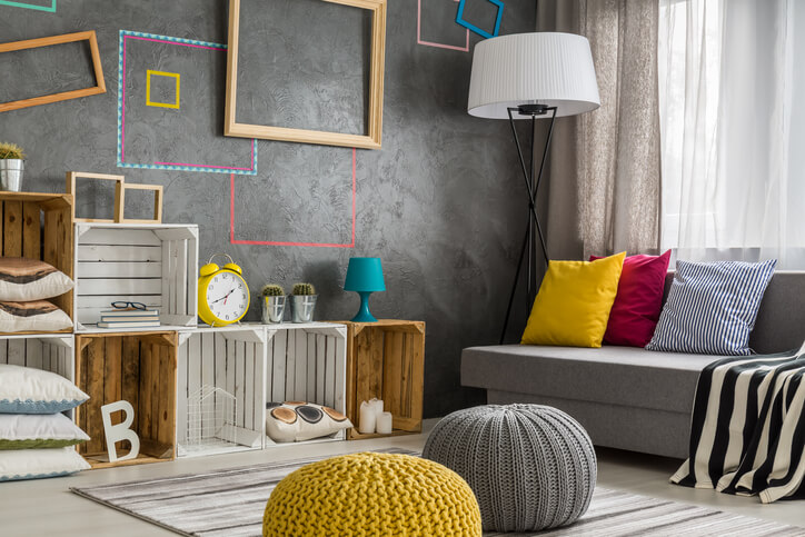 4 Upcycling Tips for Decorating on a Budget | Modern DIY ...