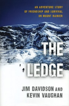 Book cover The Ledge by Jim Davidson and Kevin Vaughan