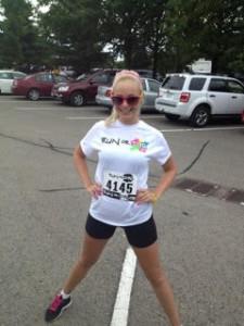 Run or Dye 5K run