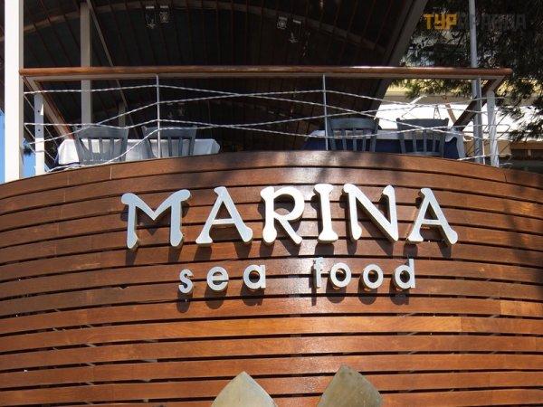 Рыбный ресторан Marina Sea Food (Халкидики – Кассандра ...