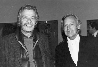 John Chamberlain and Charles Henri Ford (1977)