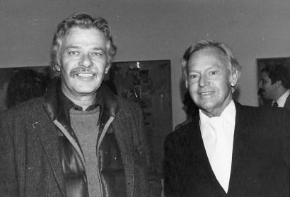 John Chamberlain and Charles Henri Ford (1977)