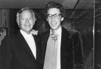 Joe Brainard with Charles Henri Ford (1977)