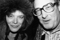Anne Waldman and Kenward Elmslie