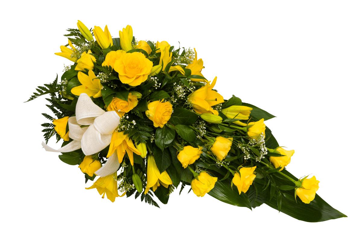 Hautajaiskukat No 10