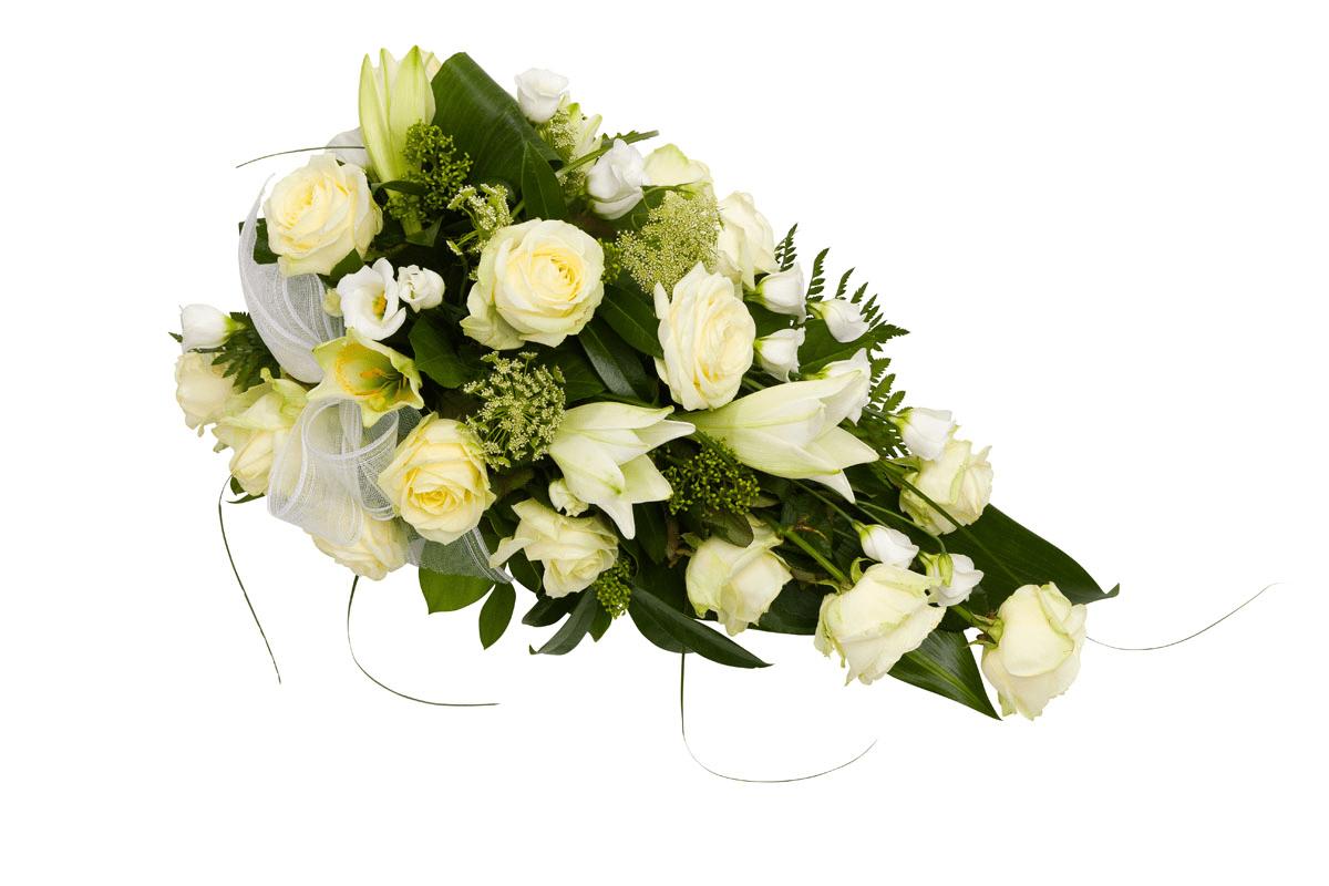 Hautajaiskukat No 6
