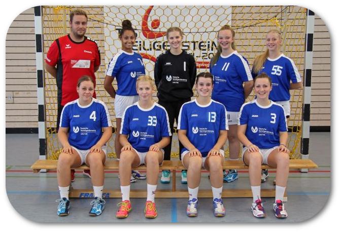 A-Jugend weibl. - RPS Oberliga