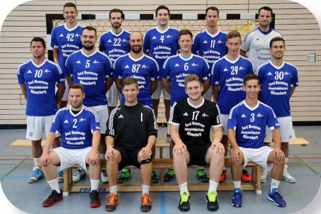 1. Herrenmannschaft - Pfalzliga