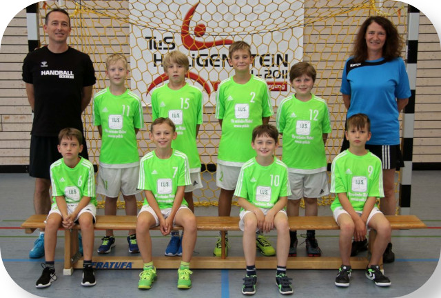 E1-Jugend männl.