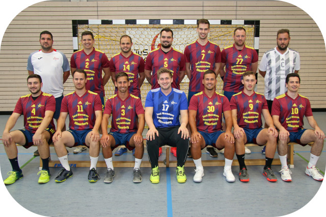 1. Herrenmannschaft - Verbandsliga