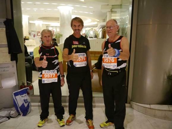 Athen Marathon 2014