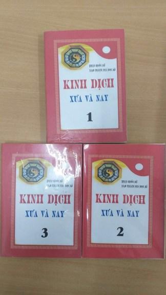 Kinh Dịch Xưa Và Nay – Nam Thanh Phan Quốc Sử (Trọn Bộ 3 Tập)