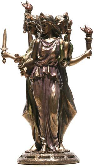 Estatua de Hécate