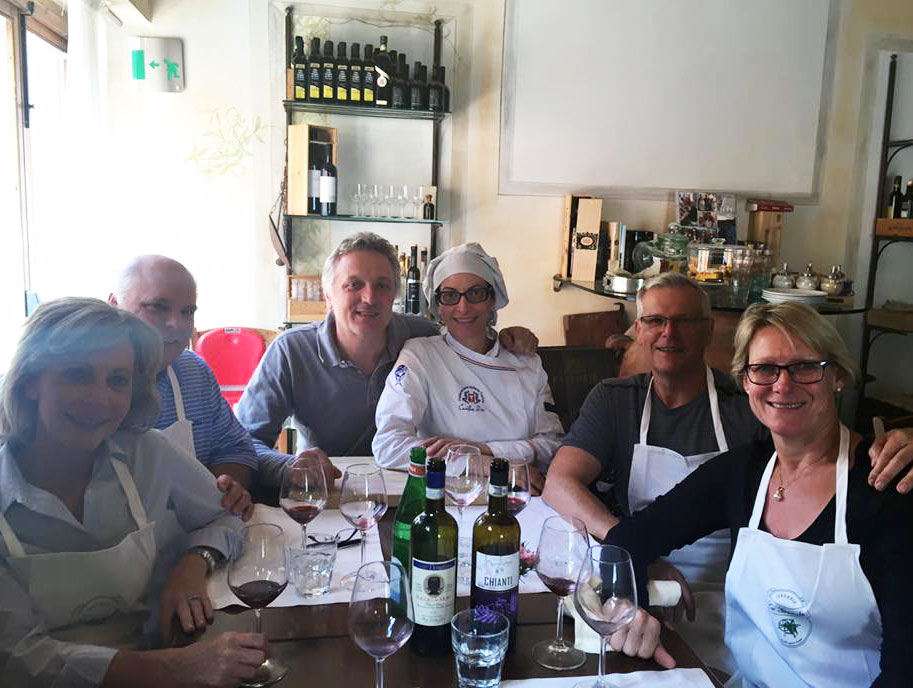 Italian Cooking Lessons Florence