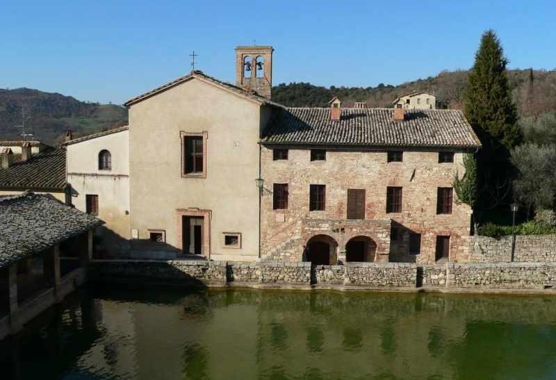 Bagno Vignoni Thermal Baths