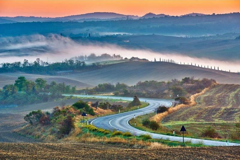 Tuscany Road Trip: Scenic Drives Through Tuscany