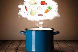 Per una cucina veloce e sana niente di meglio che cucinare con la pentola a pressione
