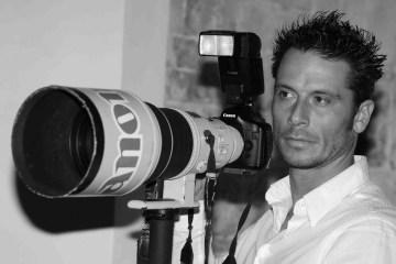 Nicola Santini fotografo ci racconta la sua passione per la fotografia e di come questa professione sia cambiata con l'arrivo del digitale