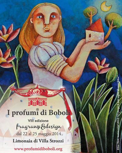 Profumi di Boboli: dal 22 al 25 maggio 2014 a Firenze si terrà Fragranze e Design, l'evento fiorentino che intreccia profumi, moda e design Made in Italy