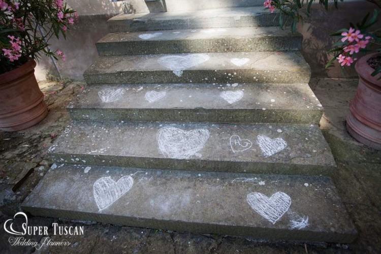 Tra i wedding planners presenti a Tutto Sposi 2014 ci sarà Suprt Tuscan Weddin Planner