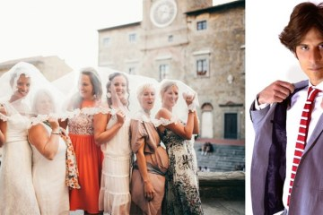 Elia Moretti è titolare dell'agenzia di wedding planner in Toscana Super Tuscan Wedding Planners specialista di matrimoni a Cortona e dintorni