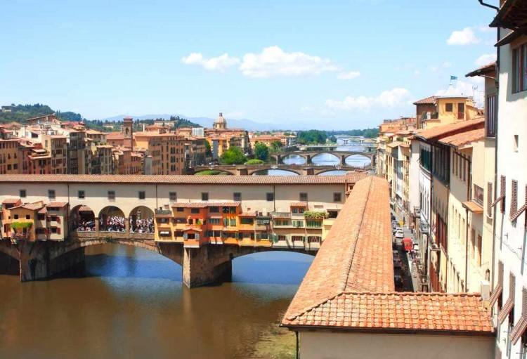 5 Cose da sapere assolutamente sul Corridoio Vasariano di Firenze