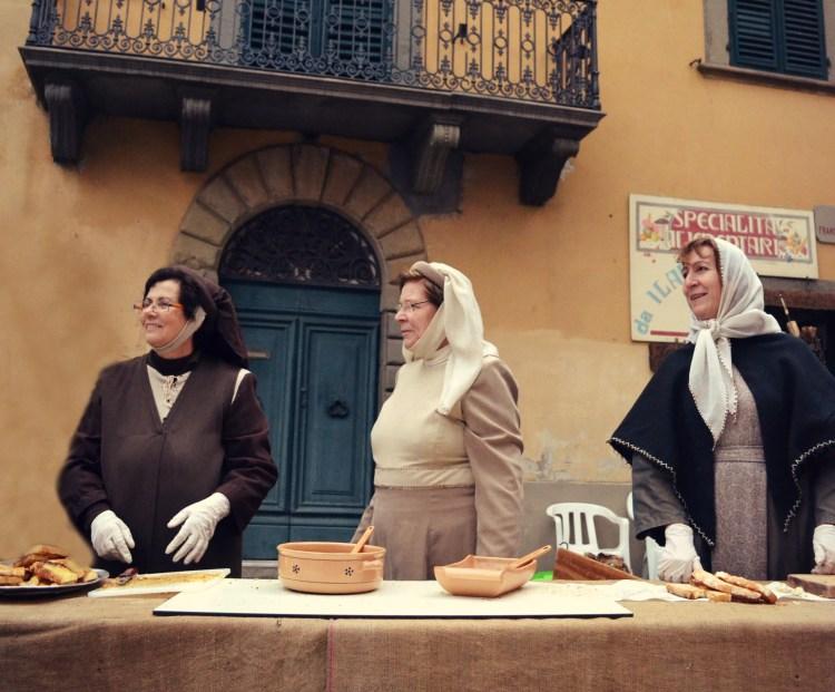 Festea del vino a Montecarlo di Lucca