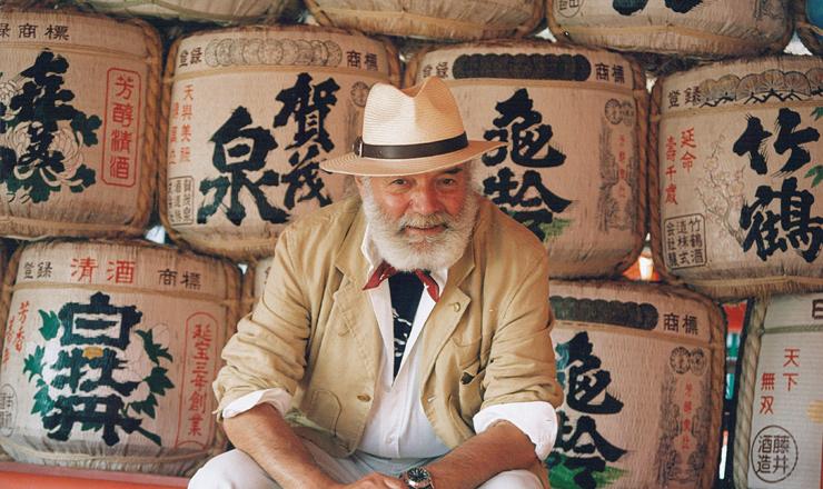Wanny di Filippo è il fondatore dell'importante azienda di pelle Il Bisonte
