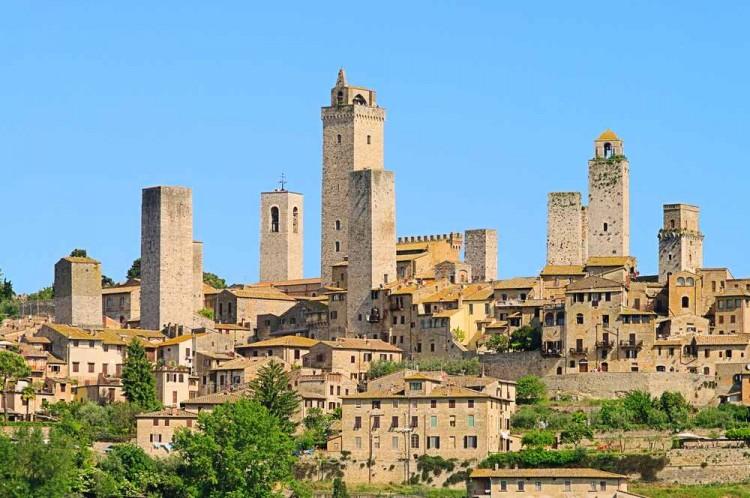 San Gimignano - SI