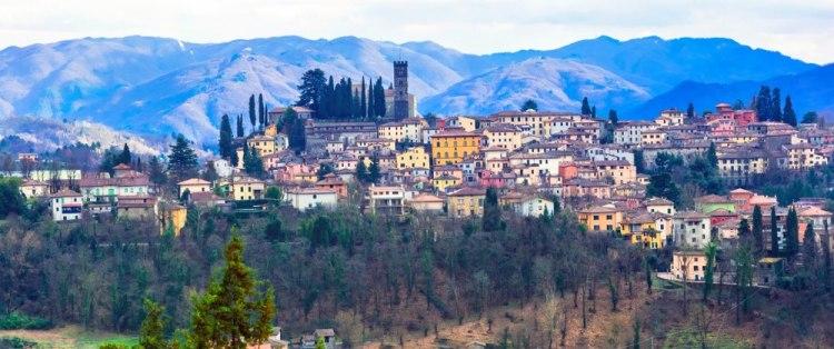 Castiglione di Garfagnana è uno dei borghi in Toscana per matrimonio preferiti dalle coppie
