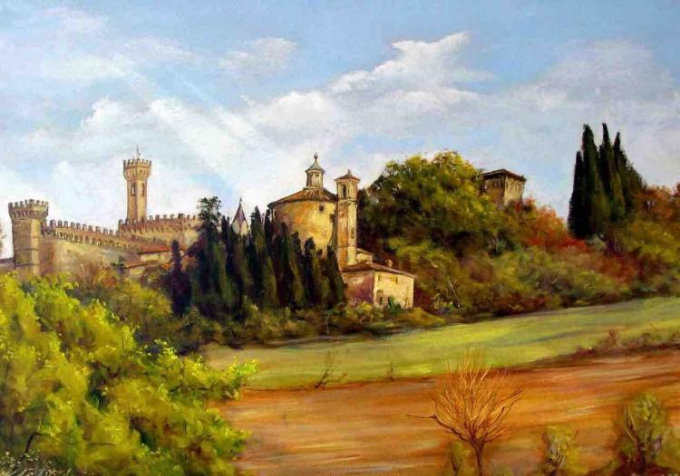 Scarperia è un borgo medievale della Toscana in provincia di Firenze, nella zona del Mugello.Un luogo unico per trascorre un meraviglioso weekend in Toscana