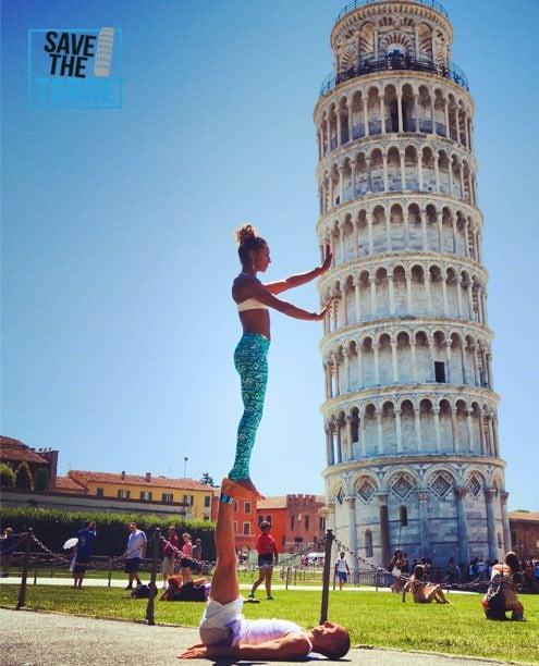 Save The Torre è un progetto fotografico di Chiara Tarfano