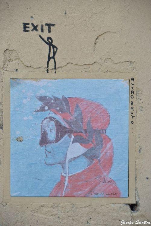 Street art Firenze