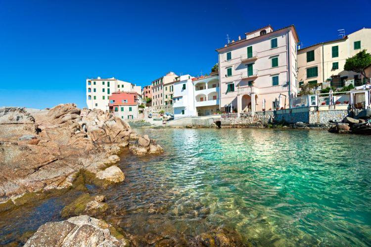 Marciana Marina, il comune più piccolo d'Italia, si trova in Toscana