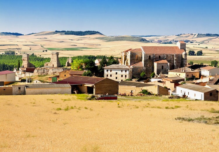 Tour di Palencia, provincia della Castiglia e León nel cuore della Spagna. Un itinerario alla scoperta dei suoi formaggi tipici e delle sue cattedrali