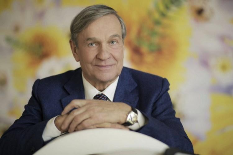 Valentino Mercati, fondatore di Aboca Società Agricola