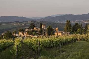 Eventi al Castello di Gabbiano: 18 maggo 2016 serata degustazione dedicata al Borgogna, con aperitivo, concerto intorno a Rossini e cena a Il Cavaliere