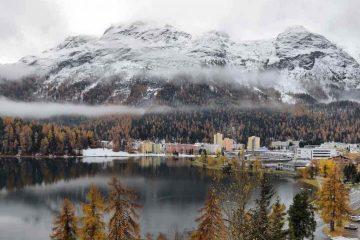 Saint Moritz o Sankt Moritz: romantici paesaggi, scenari naturali mozzafiato, acque termali dalle proprietà terapeutiche ed i prestigiosi Kempinski e Kulm Hotel