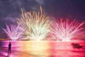 White Party Anniversary, domenica 24 Luglio tutti al Twiga Beach Club Versilia per il 16° White Party Anniversary. Direttamente dal Le Cirque di New York l'Executive Chef Matteo Boglione. Concept Party Maurizio Bendinelli.